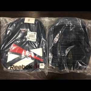 New with tag  Reebok laptop backpack